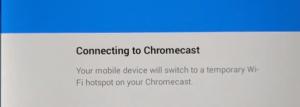 chromecast dongle three