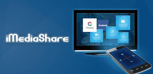 imedia share screen mirror