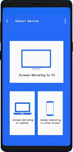 mirror android to ios with airplay