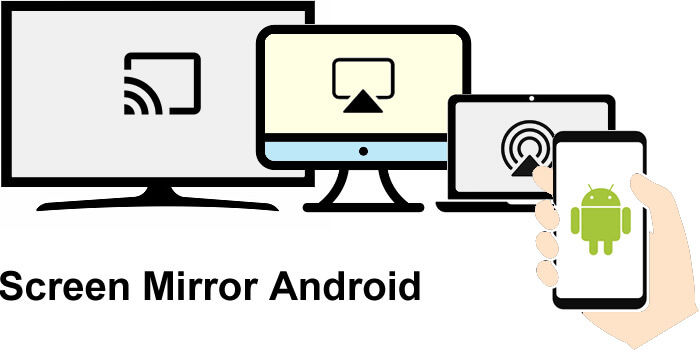 screen mirror android phone