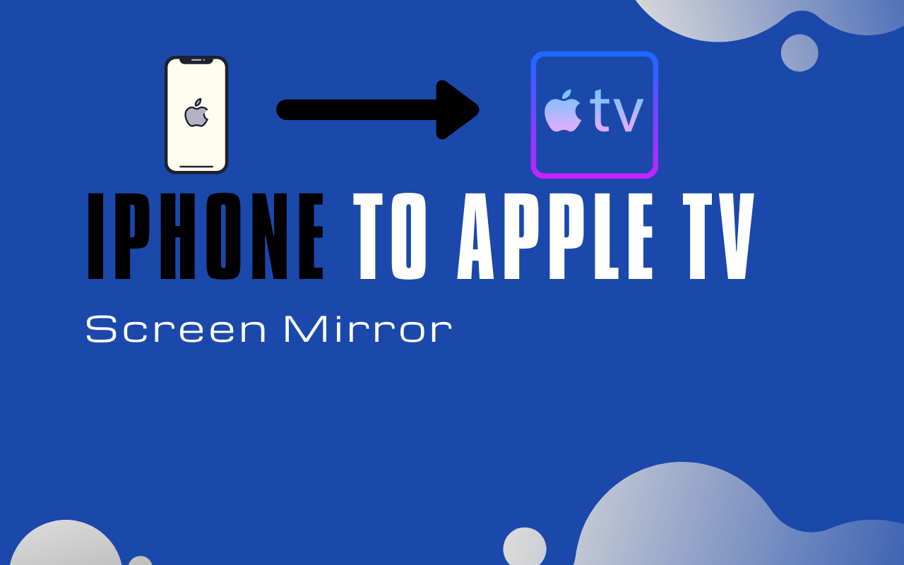 iphone to apple tv