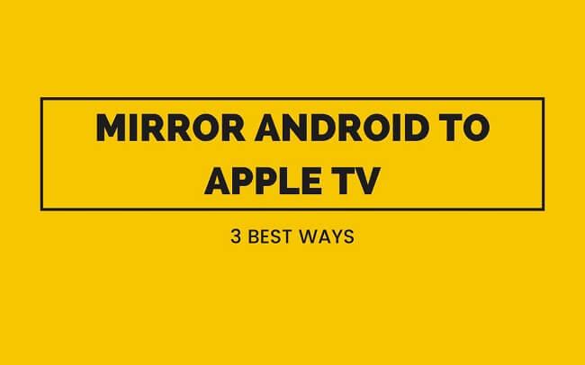 mirror apple tv