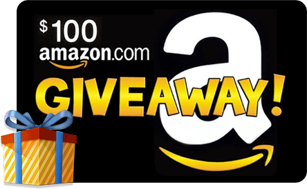 Win a FREE $100 Amazon.com Gift Card