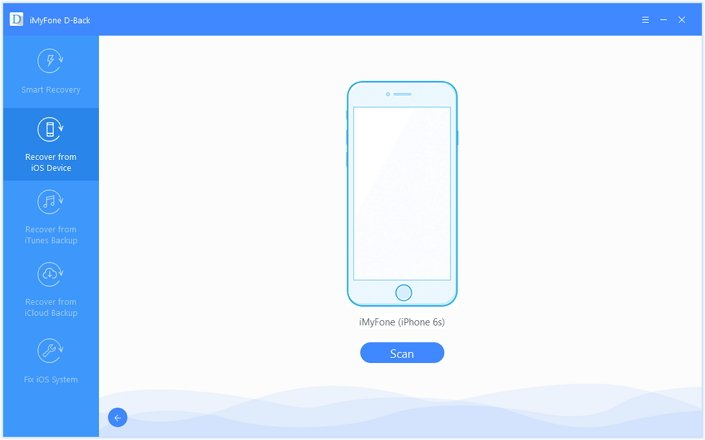 Connect your iOS device to your computer