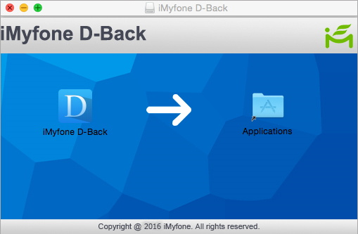 Why iMyFone iPhone Data Recovery for Mac can't work in the recovery step on my Mac?