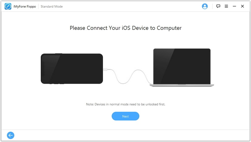connect your device to computer