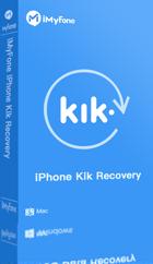 iMyFone iPhone Kik Recovery for Mac