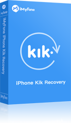iPhone Kik Recovery