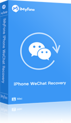 iMyFone iPhone WeChat Recovery for Mac