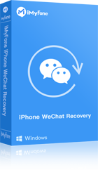 iMyFone iPhone WeChat Recovery