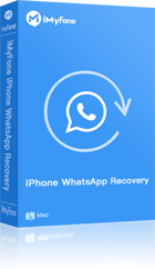 iMyFone iPhone WhatsApp Recovery for Mac