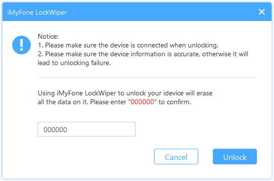 iMyFone LockWiper screenshot