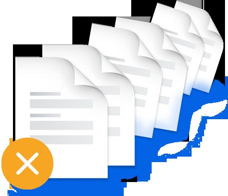 delete duplicate files img