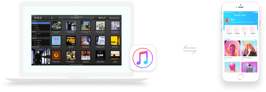 1-Click to Restore iTunes library