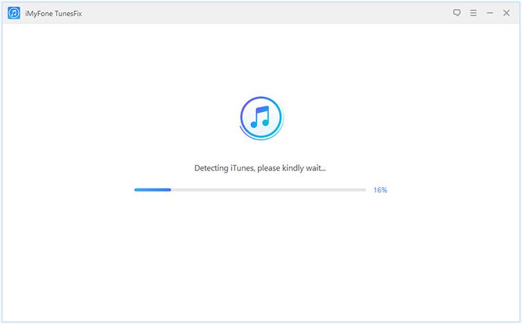 detect iTunes