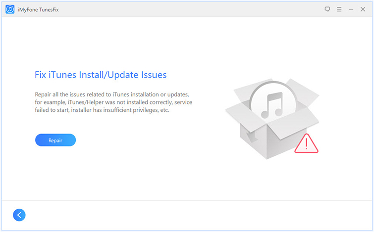 Fix iTunes Install/Update Issues