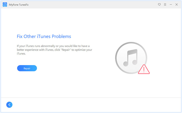 fix other itunes problem