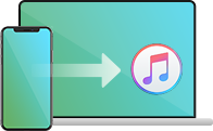 One-Click Transfer to iTunes