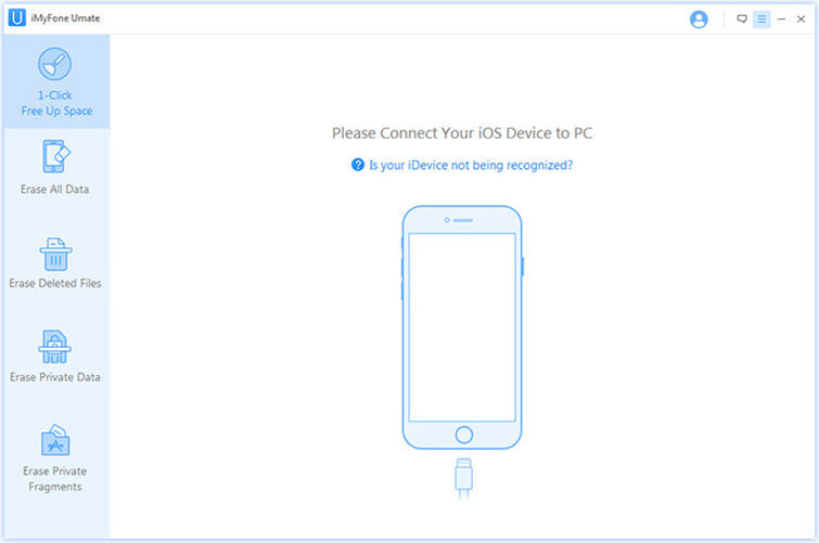 connect iOS devices to PC