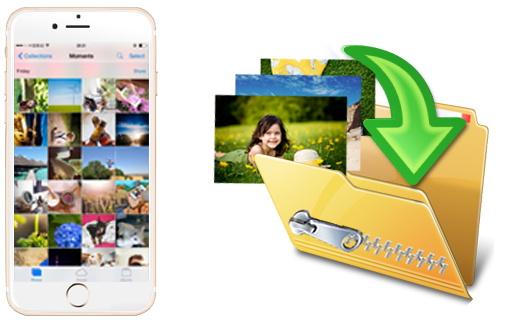 copy ipad photos to pc