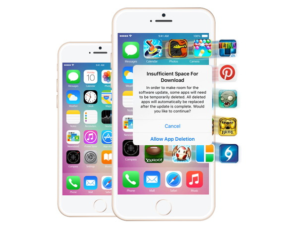 Manage and Remove Unused Apps to Release iPhone Space