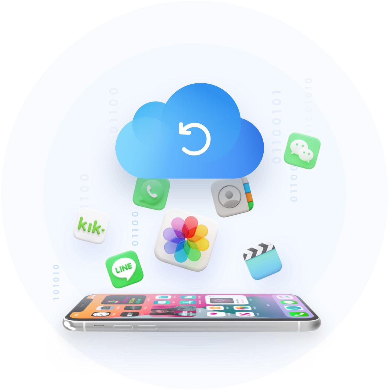 icloud data recovery tool