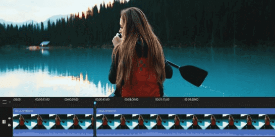 Filme after effects templates