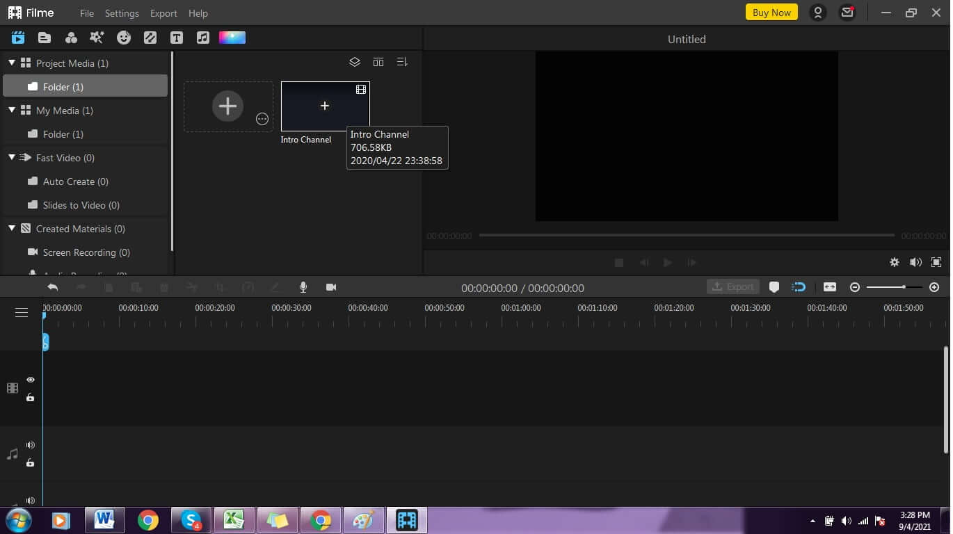 How-to-remove-audio-track-from-video-import-video