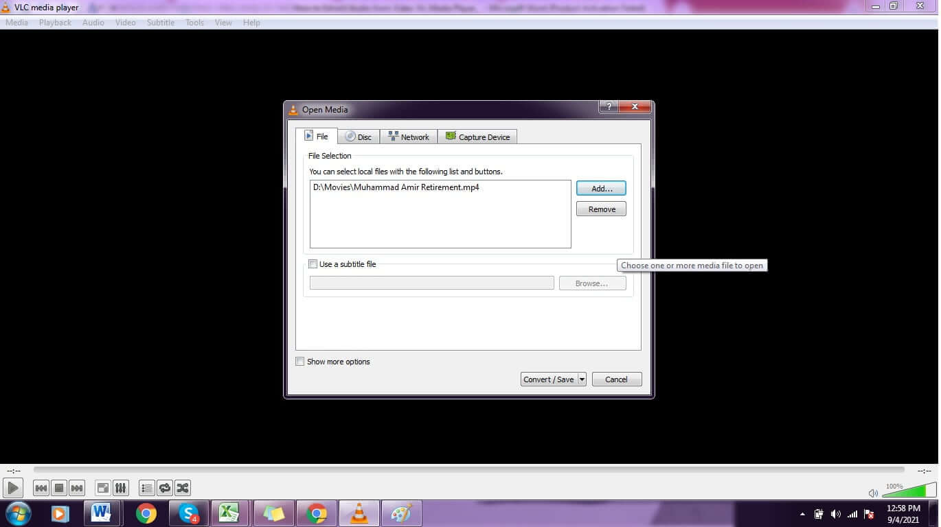 How-to-select-video-vlc-media-player