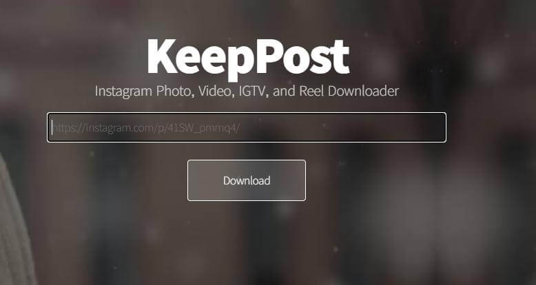 Paste-video-link-on-KeepPost