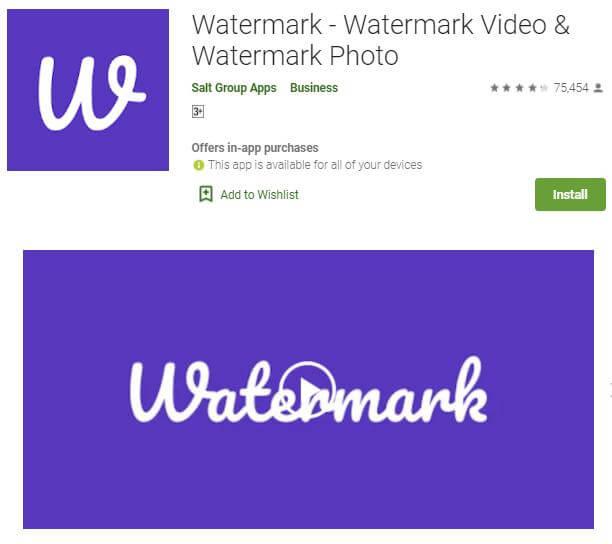 SALT-Watermark