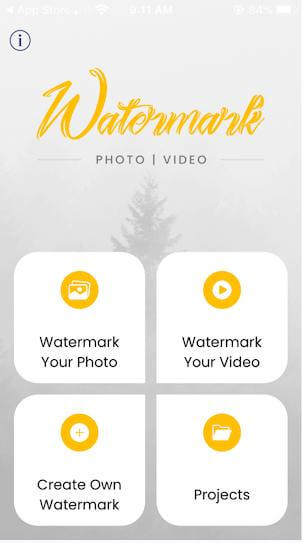 Watermark-your-Photo