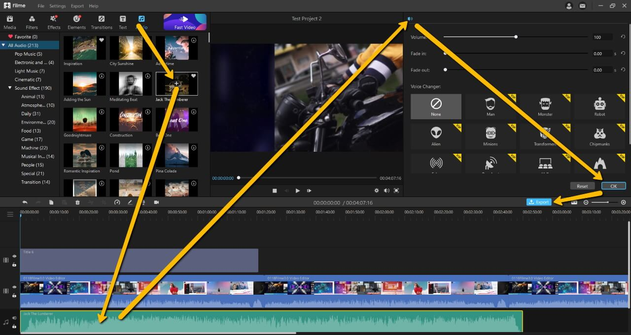 davinci resolve audio editing alternative solution