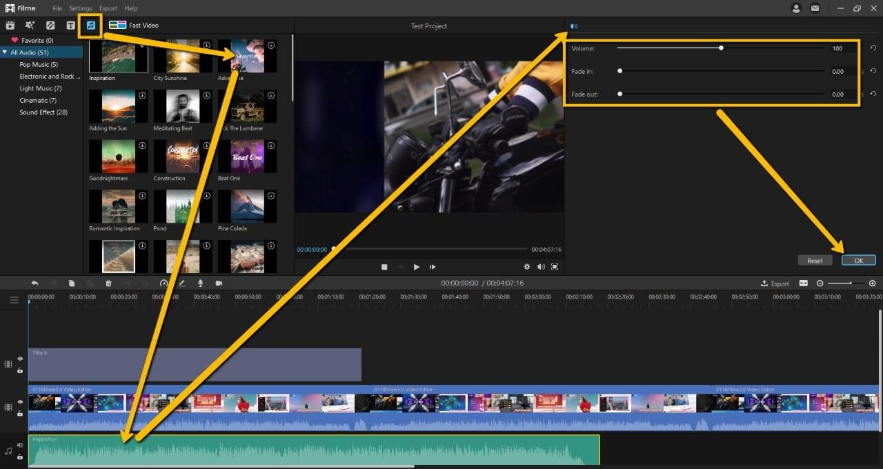 edit audio in davinci resolve alternative