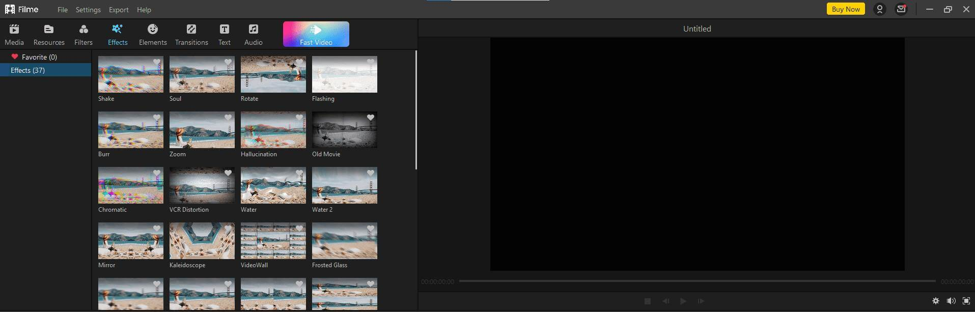 Filme After effects