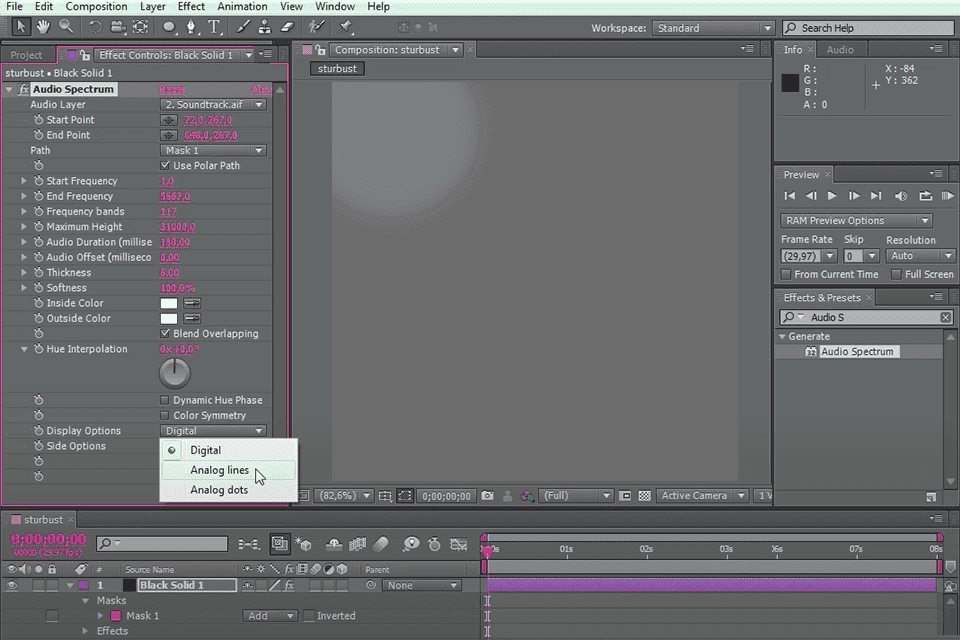 After effects 4.0