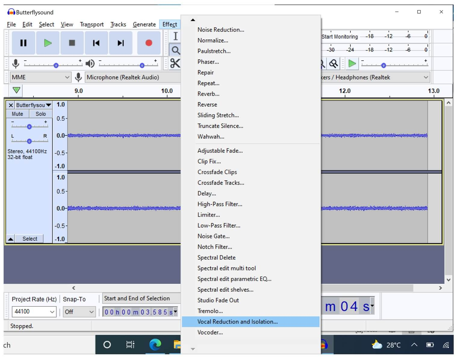 audacity-vocal-reducation-and-isolation