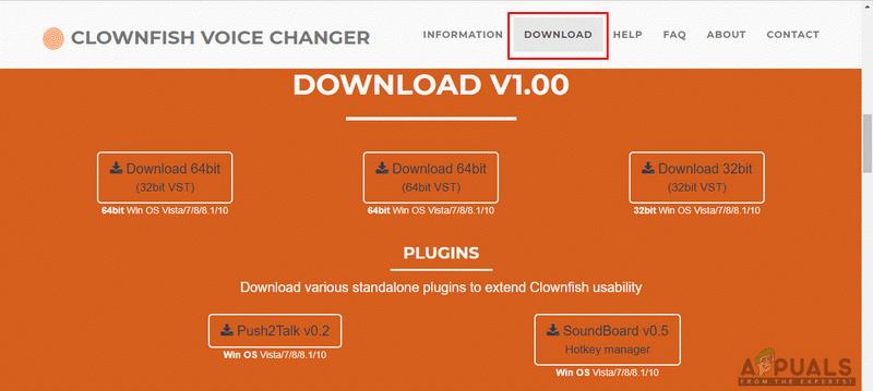 clownfish download
