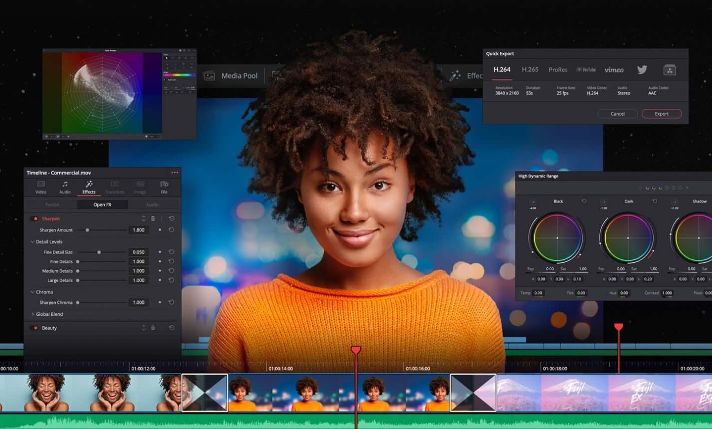 davinci-resolve-video-editor