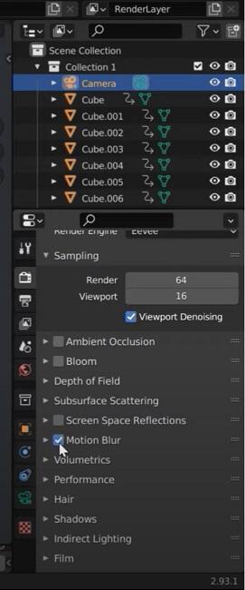 enable-motion-blur-effect-in-blender