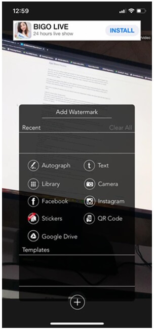ezy-watermark-add-text
