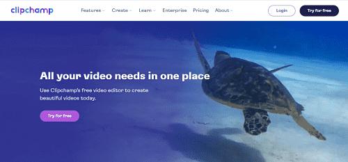 Clipchamp:Facebook video creator
