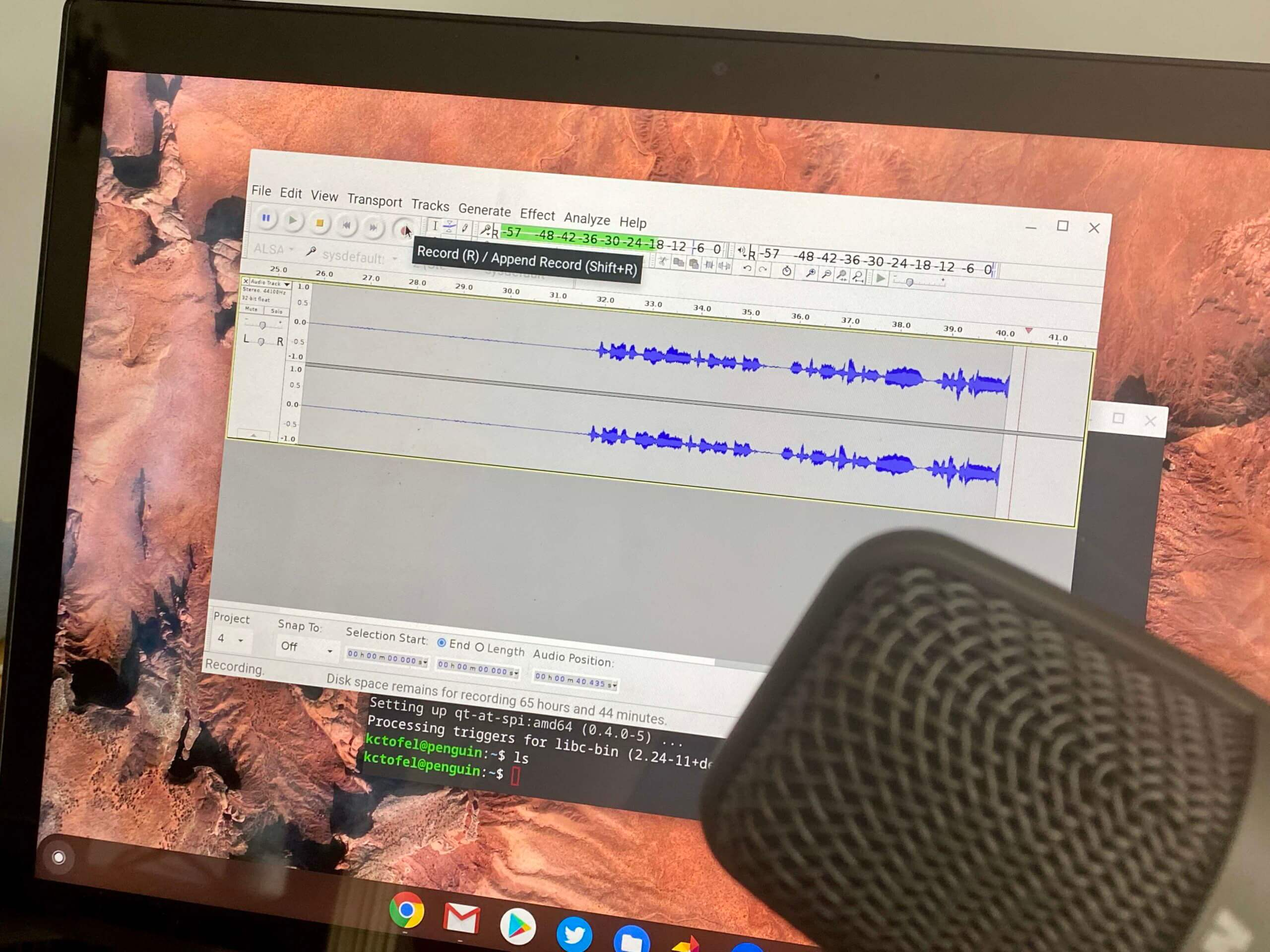 free audio editing software for chromebook