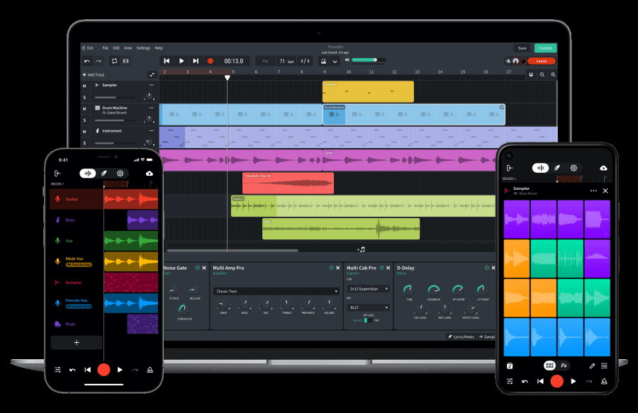 free audio recording app android