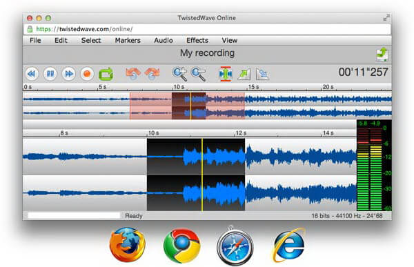 best free audio editing software for chromebook
