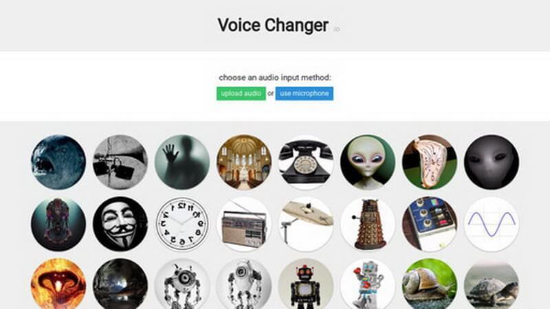 best robot voice changer online