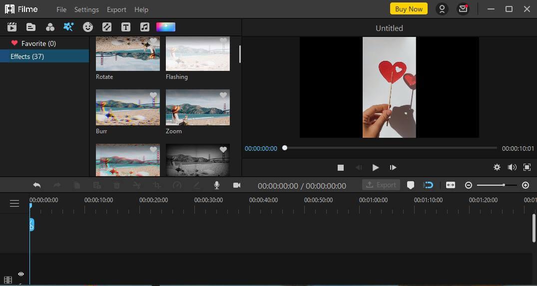 filme effects