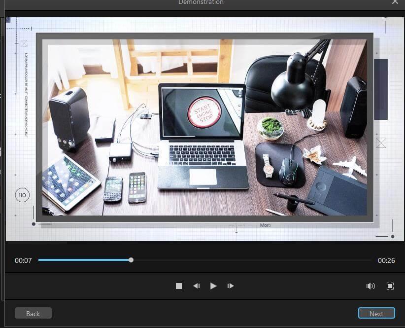 filme fast video mode edit