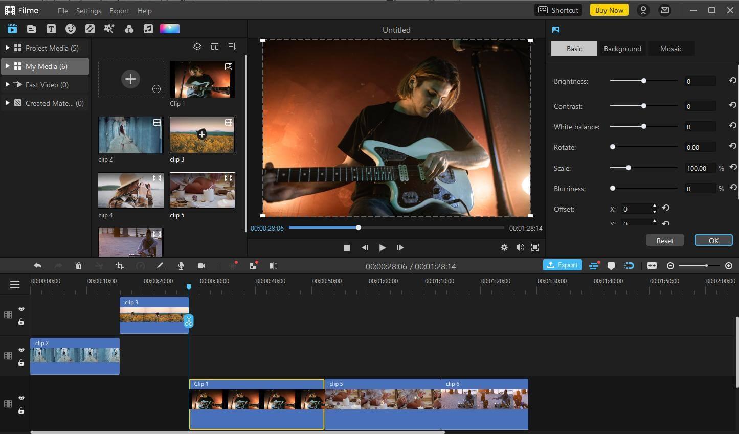 flip image in filme2