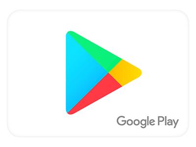 google play interface